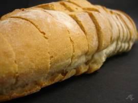 Receita pão rústico