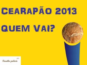 CEARAPÃO 2013