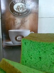 pão de forma kiwi